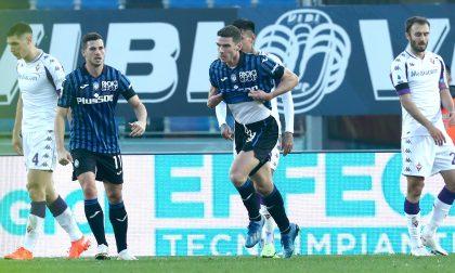 La Dea torna a vincere in campionato, secco 3-0 alla Fiorentina