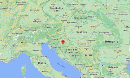 Terremoto violentissimo in Croazia alle 12.20 e nuova scossa a Verona alle 15.36: sentiti anche a Bergamo