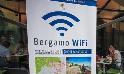 Bergamo è la sesta città italiana più innovativa e la seconda per sistemi di Wi-Fi pubblico