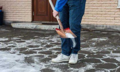Possibili nevicate, Palazzo Frizzoni già al lavoro per spargere il sale sulle strade