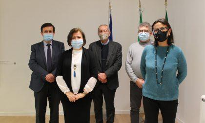 Associazione Cure Palliative rinnova il sostegno al Papa Giovanni. E dona altri centomila euro