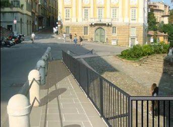Le Mura saranno prive di barriere architettoniche: rampa in Porta San Giacomo