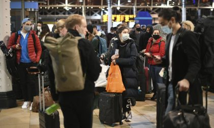 Passeggeri di ritorno dal Regno Unito: a chi rivolgersi e come prenotare il tampone