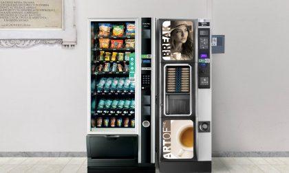 Lo smart working manda in crisi i distributori automatici di caffè e snack
