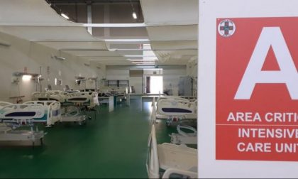 Il bilancio della seconda vita dell'ospedale in Fiera: 135 persone curate, 29 le vittime