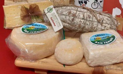 """I formaggi e salumi con il marchio dei """"Colli di San Fermo"""" sono già una realtà"""