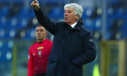 Gasperini è carico per la Lazio: «Siamo in un buon momento, c'è entusiasmo. Mi piace»