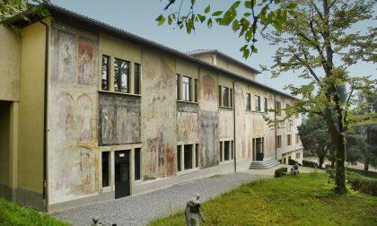 Il giardino scolastico della Scuola d'Arte Carrara diventerà uno spazio aperto per le lezioni
