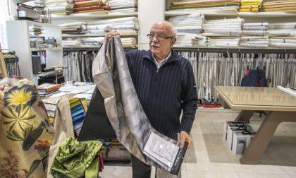 Addio a Pierino Nocenti: 60 anni tra biancheria, tendaggi e tessuti