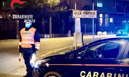 In diciassette alla festa di compleanno, interrotta però dai Carabinieri (avvisati dai vicini)