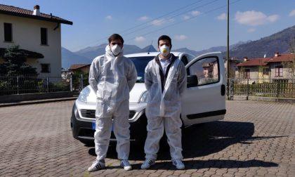 Rubata l'apparecchiatura ai due giovani che con il Covid garantivano radiografie a domicilio