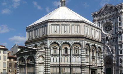 I mosaici del Battistero di Firenze tornano a splendere anche grazie all'UniBg