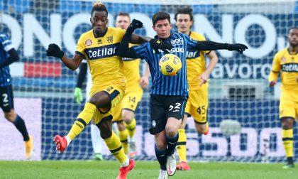 Contro il Parma l'Atalanta ha corso oltre 120 km, sette in più del record precedente