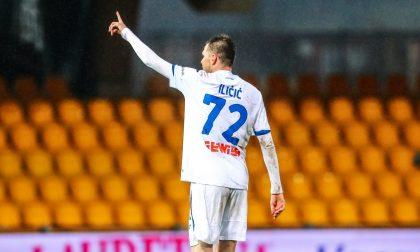 L'Atalanta domina a Benevento e, sulle ali di un Ilicic maestoso (gol e assist), vince 1-4
