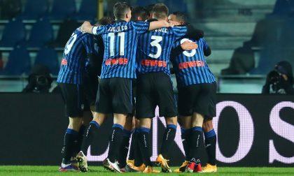 Atalanta più forte dei cambi e, soprattutto, del Cagliari: in Coppa Italia vince 3-1 e avanza
