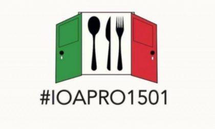 A Bergamo la protesta #IoApro di ristoratori e baristi non sfonda: poche le adesioni