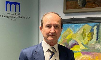 Fondazione della Comunità Bergamasca, Osvaldo Ranica è il nuovo presidente