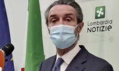 Lombardia in zona rossa, Fontana: «Ricorso pronto, entro martedì lo depositeremo»