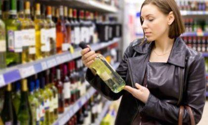 Vendite di vino e birra cresciute del 16% nei negozi (e superalcolici a più 10%)