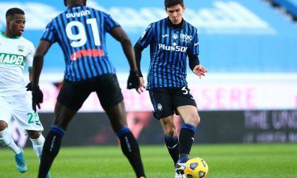Il gol di Pessina è il primo per l'Atalanta di un italiano dopo 200 reti straniere
