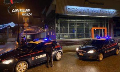 Ragazza di 28 anni, residente in Bergamasca, aggredita e rapinata a Cesano Maderno