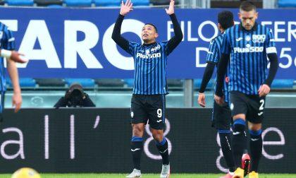 Tre gol al Parma, l'Atalanta sempre in controllo vince e convince