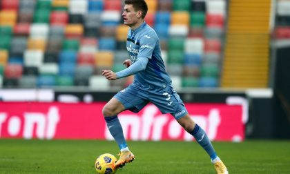 Atalanta-Lazio è la partita di Joakim Maehle: doppia da titolare in vista per il danese