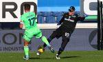 Poca Atalanta, la Lazio segna e vince con pieno merito: a Bergamo finisce 1-3