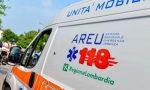 Scontro auto-moto a Ponte San Pietro: ferito gravemente giovane di 24 anni