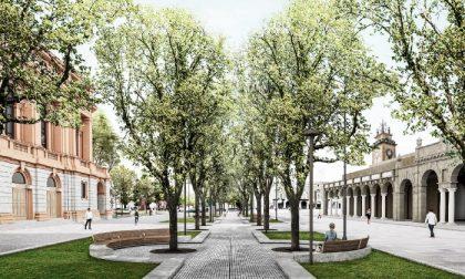 Riqualificazione di Piazza Cavour e del Sentierone: si parte il 15 febbraio