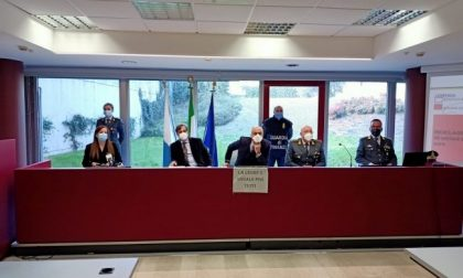 """Maxi operazione contro un """"laboratorio di ingegneria fiscale"""": coinvolta anche Bergamo"""