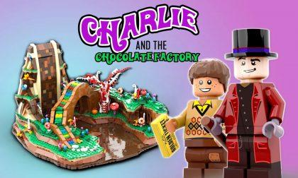 """Quella fabbrica bergamasca di cioccolato in Lego che rischia di diventare """"vera"""""""