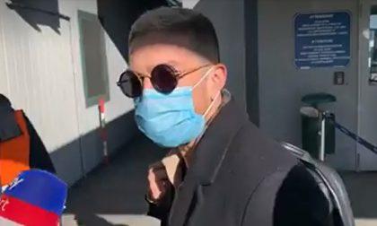 Il Papu in volo per Siviglia, il video del suo saluto a Bergamo: «Sono triste, ma rifarei tutto»