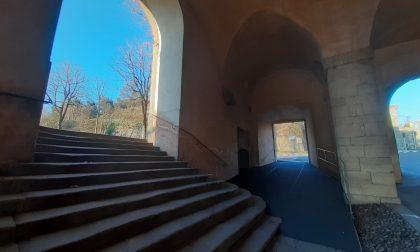 Porta Sant'Agostino è priva di barriere architettoniche: ultimato lo scivolo sulle Mura