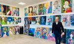 Il sindaco-artista (e scrittore) di Sarnico, che dipinge e ha una galleria a Capriolo