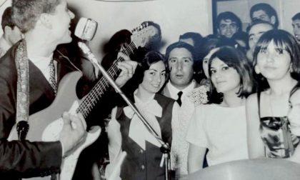 La foto di Morandi? Una festa di Natale alla caserma Li Gobbi, via Suardi, 1967