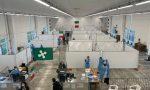 Vaccini anti-Covid, al via la fase 1-bis al PalaSpirà: 260 dosi già somministrate