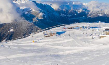 L'appello di Val Seriana e Val di Scalve: «Senza impianti e senza sci si muore»