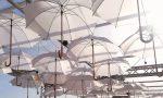 """Polaresco, il """"giardino d'inverno"""" ha ora un tetto in stile Mary Poppins"""