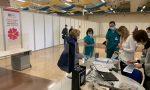 Inaugurato il PalaSettembre di Chiuduno: un potenziale da 2.300 vaccinazioni al giorno
