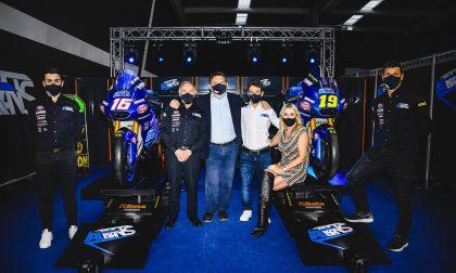 L'Italtrans Racing Team scalda i motori: tutto pronto per la stagione 2021 di Moto2