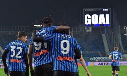 Zapata e Pessina trascinano l'Atalanta in finale di Coppa Italia: Napoli battuto 3-1
