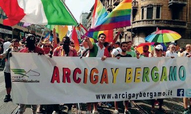 """A Bergamo una """"Casa Arcobaleno"""", per chi viene cacciato di casa per la propria sessualità"""