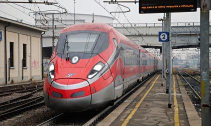 Da venerdì 19 febbraio torna il Frecciarossa Bergamo-Roma (che arriva poi fino a Napoli)