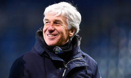 Gasperini applaude il gol di Muriel (e pure il Var) e adesso pensa al Real Madrid