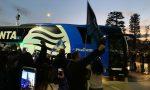 I video e le foto dei tifosi dell'Atalanta a Zingonia prima della semifinale di Coppa Italia