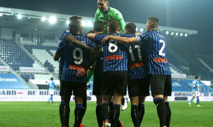 Contro il Napoli va in scena il Luis Muriel Show: assist e gol per un 4-2 finale meritato