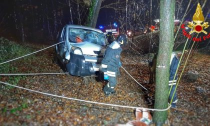 Precipita col furgone in una scarpata a Torre De' Busi, muore 53enne del paese