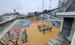 A Leffe nuova vita per il Titanic, con murales e giochi per bambini contro il degrado