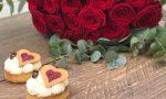 """Fiorista e pasticceria vanno a braccetto e nasce la """"Love Bag"""" di San Valentino"""